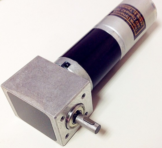 Small right angle gear motor expert for Right angle dc motor
